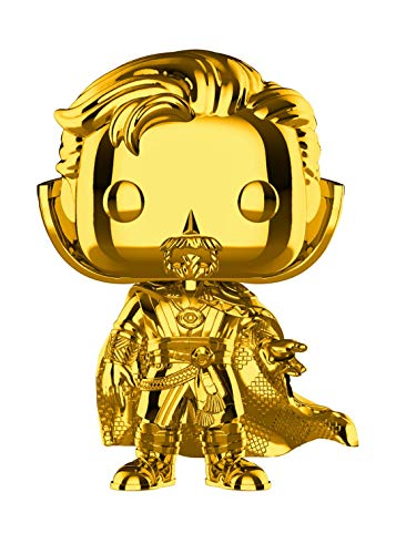 Pop! Bobble: Marvel: Marvel Studios 10: Doctor Strange (Chrome)