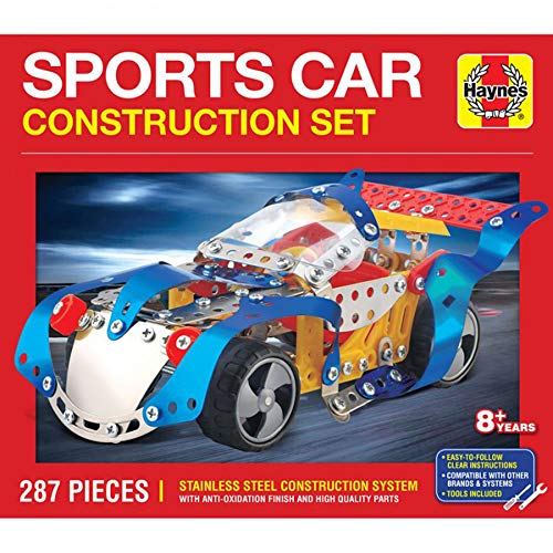 RC Rally Car (119 Piece Construction Set) [DVD]