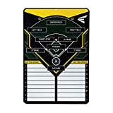 EASTON COACHES Ultimate Magnetic Line Up Board | 2021 | Keep Your Team's Lineup Like The Pro's | Includes Pen And Hanging Fence Hook | Every Player Will Know Their Position And Batting Order