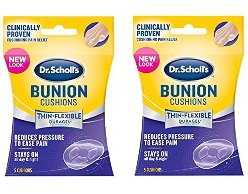 Dr. Scholls Bunion Duragel 5 Cushions (2 Pack)