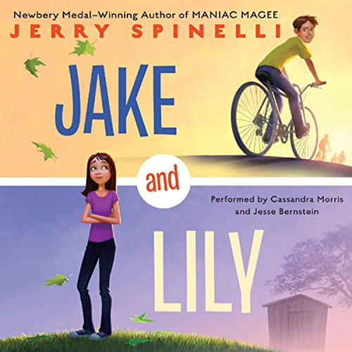 Jake and Lily cover art