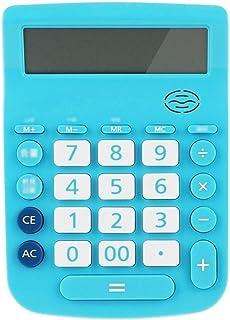 Electronics Calculator 12-digit Display Calculator Cute Financial Office Calculator Big Button Office Supplies Calculator ...