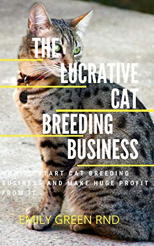 THE LUCRATIVE CAT BREEDING BUSINESS: How to start cat...