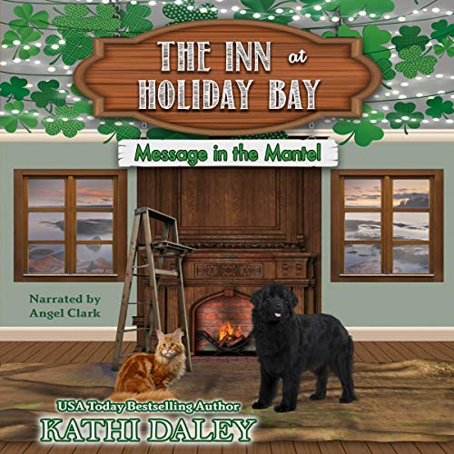 Message in the Mantel Audiobook By Kathi Daley cover art