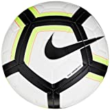 Nike - SC3176 - Ballon football - Mixte adulte - Multicolore - (Blanc/noir/volt) - 5