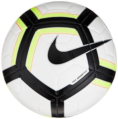 Nike Strike Team Fußball, Mehrfarbig (weiß/Volt/schwarz/schwarz), 4