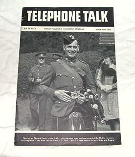 Telephone Talk March April 1945 Volume 35, Number 2