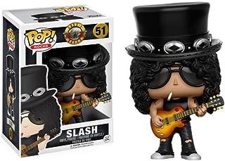 Figura de acción de Slash de la marca Funko POP Rocks