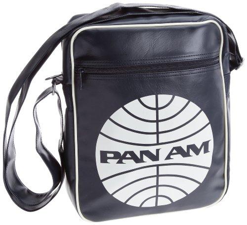 Logoshirt Pan Am(L), Damen Umhängetasche, Blau - Blau - Bleu foncé - Größe: one size