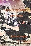 Carnet de Paris Sportifs: Carnet De Suivi Des Paris Sportifs | Cahier Pour Elaborer Vos Pronostics visualiser Vos Statistiques | Spécial Rugby ... | Outil D'Analyses des Paris | 720 Fiches