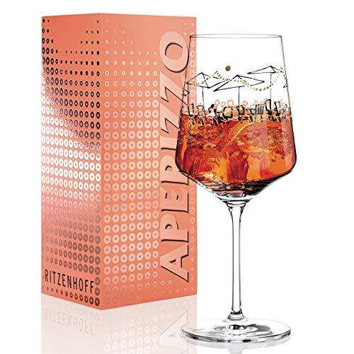 RITZENHOFF Aperizzo Bicchiere da aperitivo, 600 milliliters, Vetro Cristallo