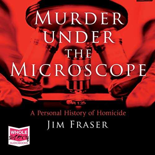 Couverture de Murder Under the Microscope