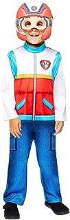 amscan Disfraz oficial de Nickelodeon Ryder de 3-4 y 4-6 años