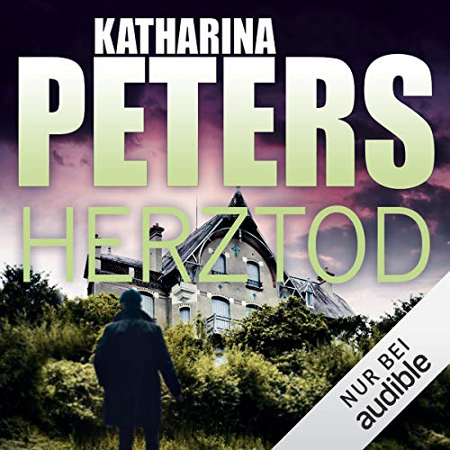 Herztod audiobook cover art