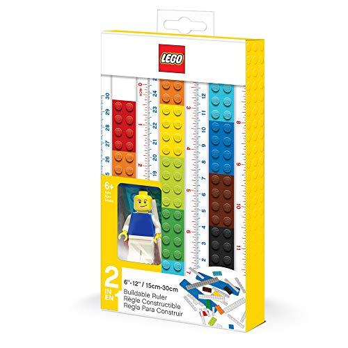 SET RIGHELLO COSTRUIBILE + MINIFIGURE LEGO- ART.52558