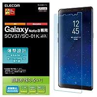 (9個まとめ売り) エレコム Galaxy Note 8 液晶フィルム 防指紋 反射防止 薄型 PM-SCN8FLFT01
