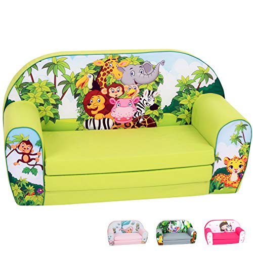 DELSIT Toddler Couch & Kids Sofa - European Made...