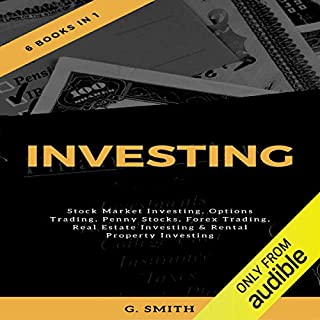 Investing: 6 Books in 1 audiobook cover art