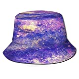 N/A NA Unisex Secchio Cappello da Sole Astratto Oro Marmo Tesa Larga all'aperto Protezione Solare Fisherman's Caps per Uomini Donne Giovani, Uomo, Colore 4, Taglia Unica