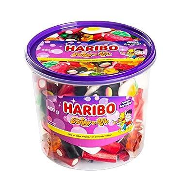 HARIBO Funky Mix, Maxibox 600 gr