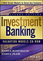 Investment Banking Valuation Models CD (Wiley Finance)