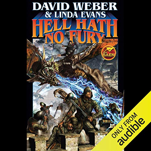 Hell Hath No Fury audiobook cover art