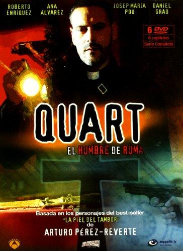 Quart: El Hombre De Roma - La Serie Completa [DVD]