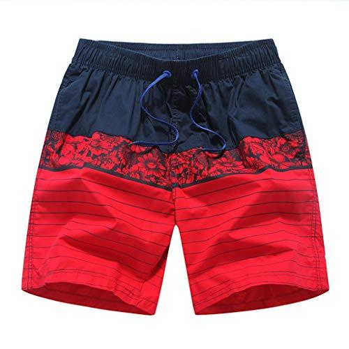 Momoxi Herrensportshorts Rot XXL Damen bademode Badehose Baby Exklusive bademode große Cups bauchweg Bikini Bikini für Kinder Sporthose mädchen günstige Bikinis