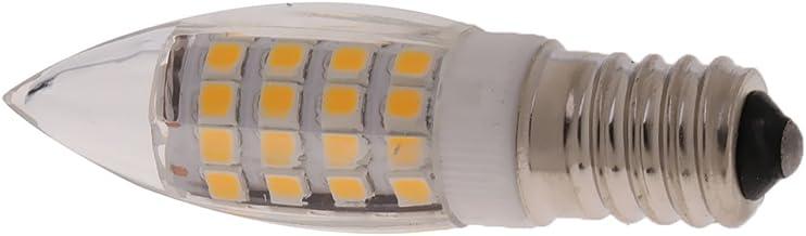 HOMYL Super Bright LED Corn Light Replaces Lamps Lighting Ceiling Fan Light Bulbs 5W - Warm White - E14