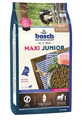 bosch Maxi Junior Hundefutter, 1 kg