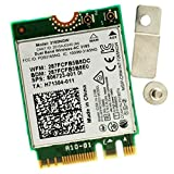 Deal4GO 3165ac 802.11ac 433Mbps M.2 NGFF Mini PCi-e WiFi Adapter Wireless-AC WLAN Module w/Bluetooth 4.2 for Intel 3165NGW 806723-001 ProBook 430 446 450 840 G3