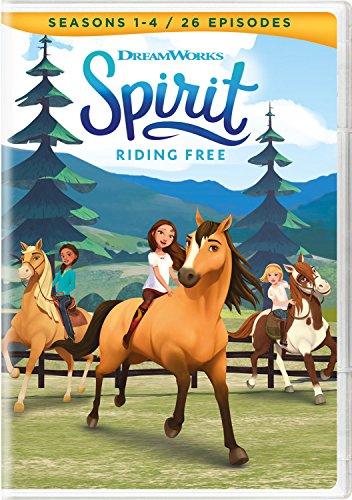 Spirit Riding Free: Seasons 1-4
