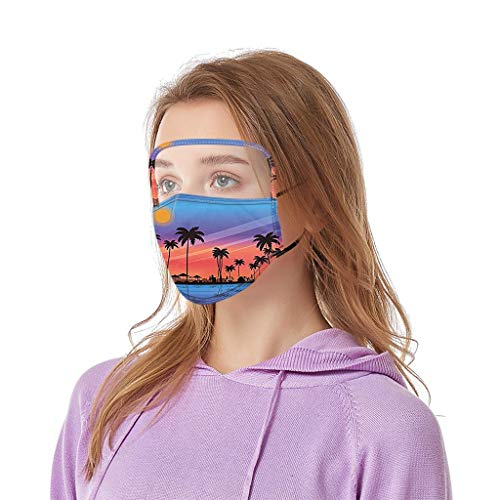 Protective Cotton Face Bandanas Int…