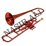 Trombone Bb Red By Sonorous