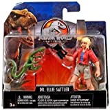 Dr. Ellie Sattler & Compie Jurassic World Legacy Collection Posable Figure 3.75 2018