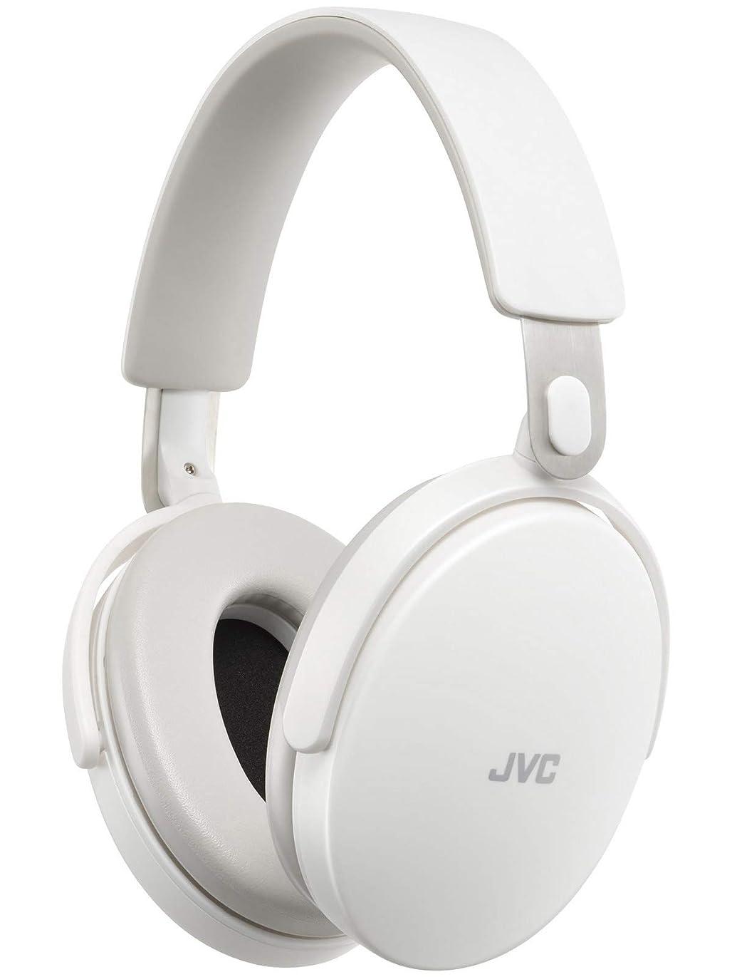 合唱団逆さまに汚染JVC 防音 イヤーマフ ヘッドバンド式 調整可能 EP-EM70-W ホワイト