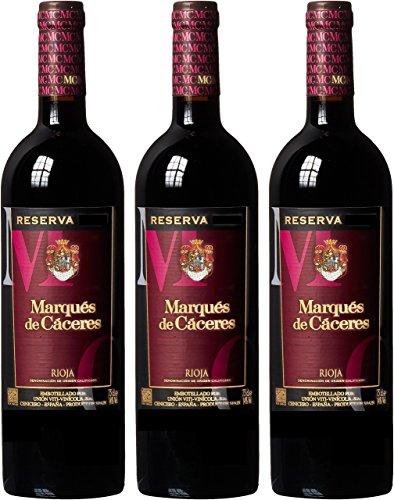 Marques De Caceres - Vino Tinto Reserva Botella - 750 ml