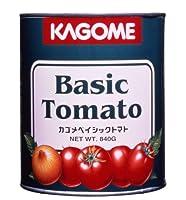 カゴメ ベイシックトマト 840g×12個