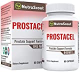 Prostacel Prostate Supplement for Men   Saw Palmetto, Beta Sitosterol, Nettle, Pygeum, Broccoli Extract, Pumpkin Seed   Reduce Frequent Urination & Bathroom Trips   60 Capsules