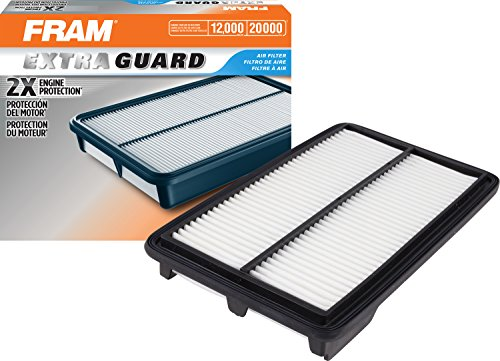 FRAM Extra Guard Air Filter, CA11477 for Select Acura and Honda Vehicles