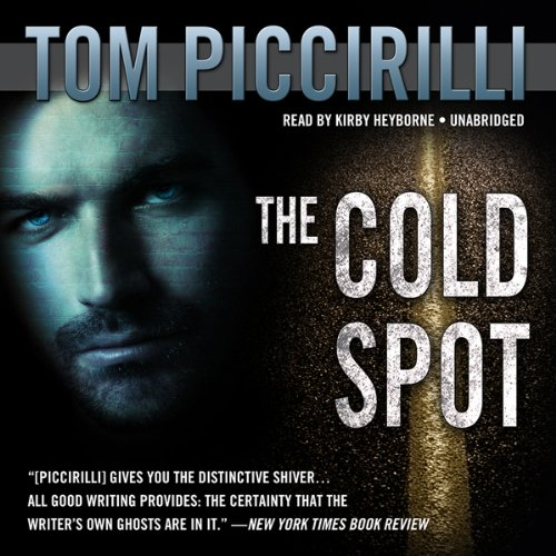 The Cold Spot audiobook cover art