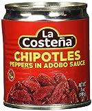 La Costena Chipotle Chili ganz, 199 g gegrillte avocado-51kV8u8 GFL-Gegrillte Avocado mit Pura Vida Sauce