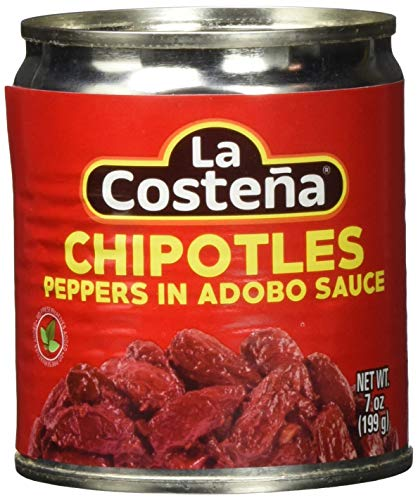 La Costena Chipotle Chili ganz, 199 g