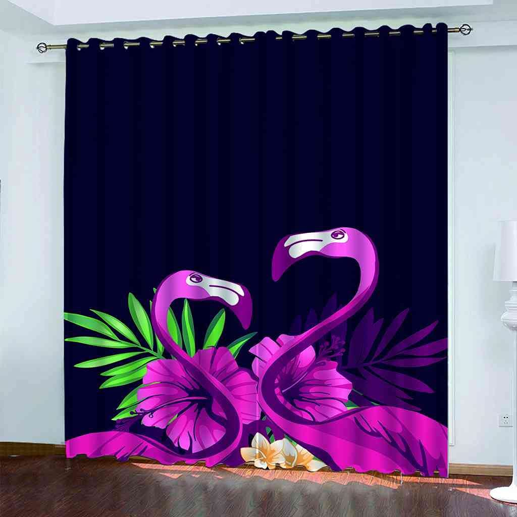 RIFTWP Window Drapes for Ranking TOP20 Ranking integrated 1st place Bedroom Living Blackout 3D Room Printed
