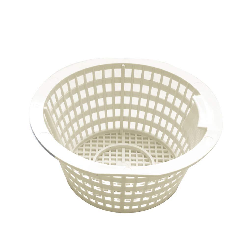 Skimmer Basket Swimming Pool Strainer Basket Pool Filter Basket for Skimmer Socks Swimming Pool Baskets
