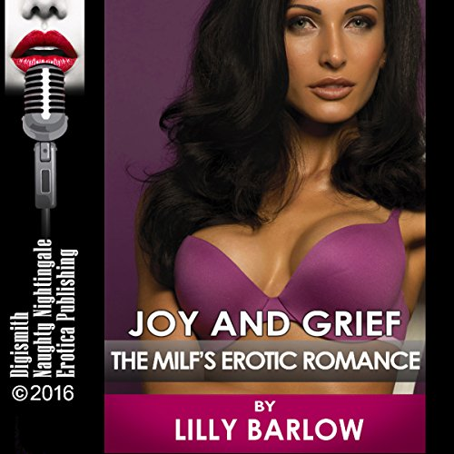 Joy and Grief audiobook cover art