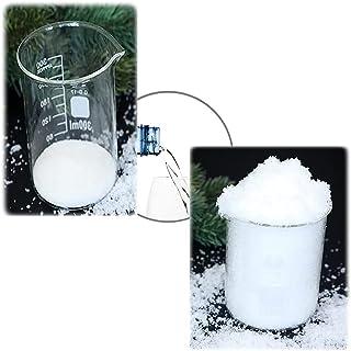 Instant Sneeuw Pluizige Witte Kunstmatige Sneeuw Kerst Diy Nep Sneeuw Polymeer Realistische Kunstmatige Sneeuw Winter Amba...
