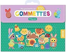 Joyeuses P/âques Th/ème Sceau DIY Multifonction Papier Cadeau Enfants Diary Sticker Animal Autocollants G/âteau Biscuit /Étiquette de Paquet Autocollants 129pcs Chenny 8 Feuilles
