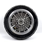 Rueda neumática de Cubo de Aluminio de 8 Pulgadas para Scooter E-twow sin rodamientos Pero con Tubo Interno (with M8 Bearings)