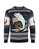 Star Wars: Space Slug Escape Xmas Pullover M